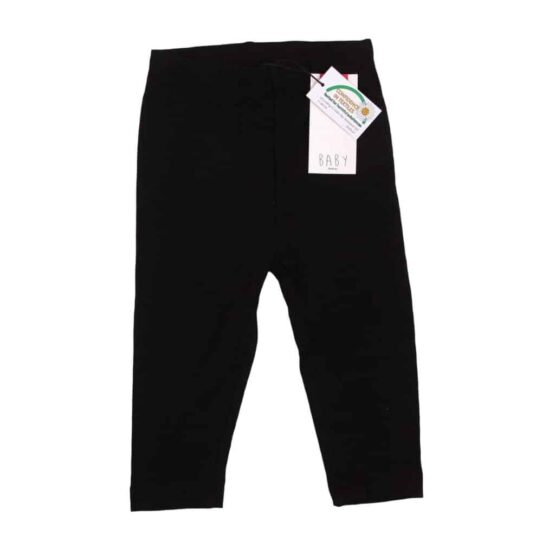 Babyleggings svart